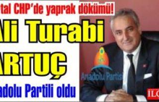 Ali Turabi Artuç 'Duran değil, üreten anlayışa...