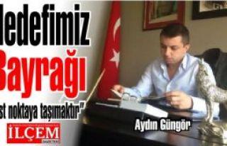 Aydın Güngör İstanbul Anadolu Yakası Bölge Başkanlığı'na...