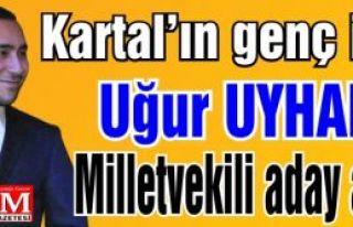 Binali Karaman 'Kartal Belediye Başkan Aday Adayıyım'