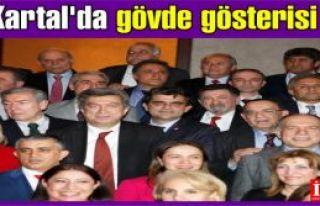 CHP Kartal'da Birlik ve Dayanışma Gecesiyle gövde...