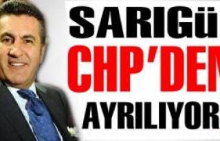 CHP, Mustafa Sarıgül'ü sarmadı! CHP'den ayrılıyor