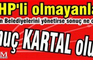 CHP'li olmayanlar, CHP'nin Belediyelerini yönetirse...