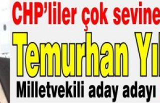 CHP'liler çok sevinecek. Temurhan Yıldız Milletvekili...