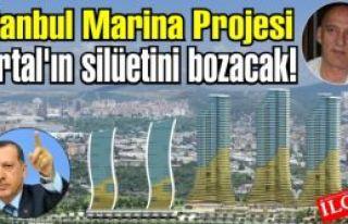 Dap yapının İstanbul Marina Projesi Kartal'ın...