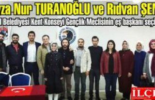 Feyza Nur TURANOĞLU ve Rıdvan ŞENOL Kartal Belediyesi...