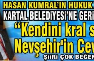 Hasan Kumral'ın hukuk zaferi! Kartal Belediyesi'ne...