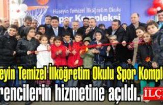 Hüseyin Temizel İlköğretim Okulu Spor Kompleksi...