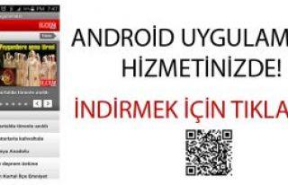 İlçem Gazetesi'nden android uygulama