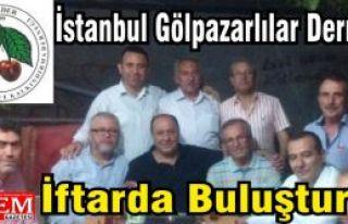 İstanbul Bilecik Gölpazarlılar Derneği iftarına...