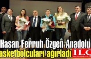 Kartal Hasan Ferruh Özgen Anadolu Lisesi, öğrencilerini...
