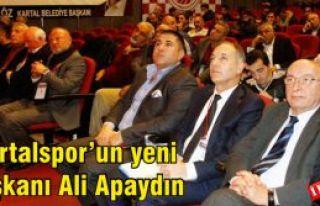 Kartalspor'a kongre ile yeni başkan seçildi. Kartalspor...