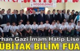 Maltepe Orhan Gazi İmam Hatip Lisesi'nden 4006...