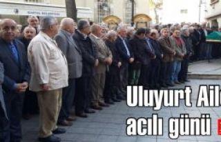 Metin, Yaşar Uluyurt ailesinin acılı günü!