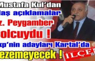 Mustafa Kul 'Hz.Peygamber'de solcuydu! Akp'nin adaylarını...