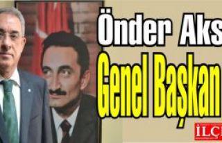 Önder Aksakal DSP Genel Başkan adayı