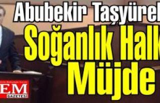 Soğanlık Halkına Müjde. İBB Soğanlık'a kent...