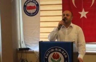 Talat YAVUZ ''Maltepe de Yetkiyi Alacağız!''