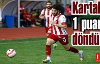 Tarsus İdmanyurdu: 0 – Kartalspor: 0