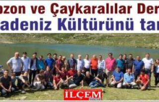 Trabzon ve Çaykaralılar Derneği Karadeniz Kültürünü...
