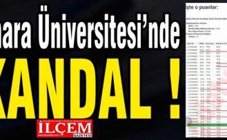 Marmara Üniversitesi'nde neler oluyor?