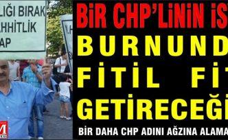 Bir CHP'linin isyanı! ''Başkanlığı bırak müteahhitlik yap!''