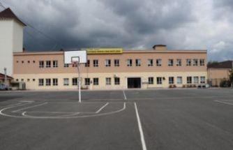 Beykoz'un Okulları Renkleniyor