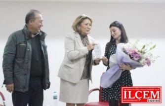 Yıldız-Ahmet Arayıcı Anadolu Lisesi, Mevsim Yenice'yi ağırladı.