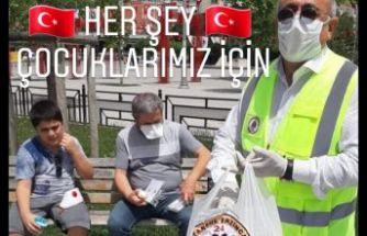 Erzincan Dernekler Federasyonu'dan örnek fedakarlık