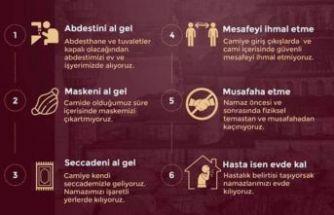 İstanbul'da  Cuma namazı ile ilgili flaş gelişme