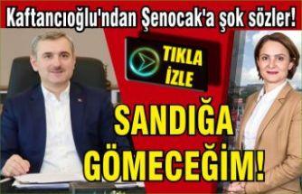 """Kaftancıoğlu """"İl Başkanını sandığın dibine gömeceğim!"""""""