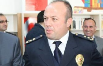 Kartal yeni Emniyet Müdürü Müslüm Kahraman oldu.