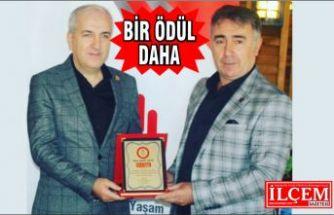 İlçem Gazetesi'ne bir ödül daha.