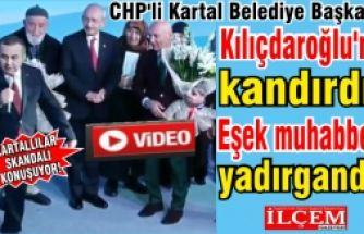 CHP'li Kartal Belediye Başkanı Kılıçdaroğlu'nu kandırdı!