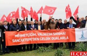 Çanakkale'de birdik, 15 Temmuz'da biriz, Afrin operasyonunda da bütün millet olarak biriz.