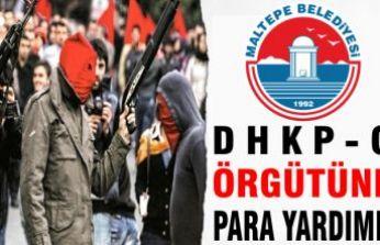 Maltepe Belediyesi'nden DHKP-C örgütüne para yardımı