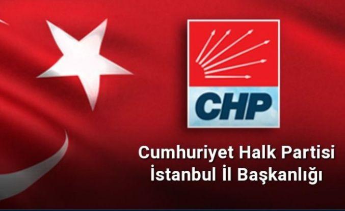 CHP Kaftancıoğlu dedi. İşte CHP İstanbul yeni yönetim kurulu isim listesi