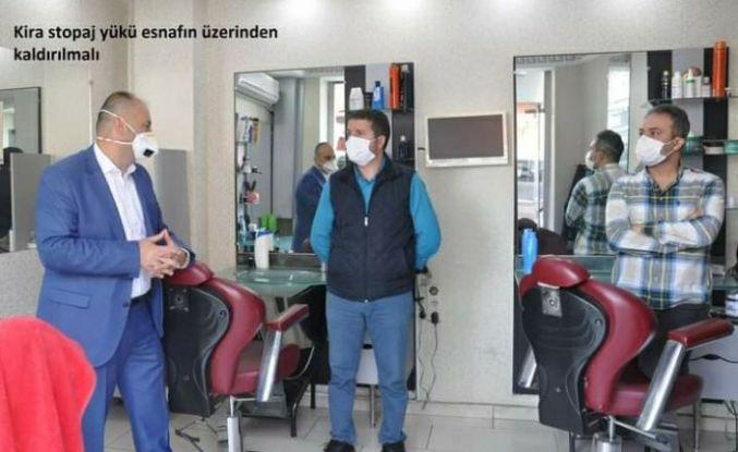 Esnafın Başkan Erdoğan'dan talepleri var.