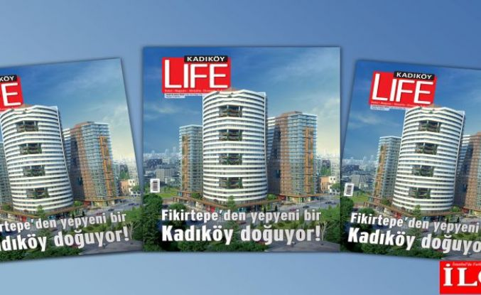 Fikirtepe Bölgesi 300 Bin kişilik bir kent oluyor.