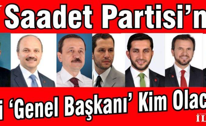 Saadet Partisi'nin Yeni 'Genel Başkanı' Kim Olacak?