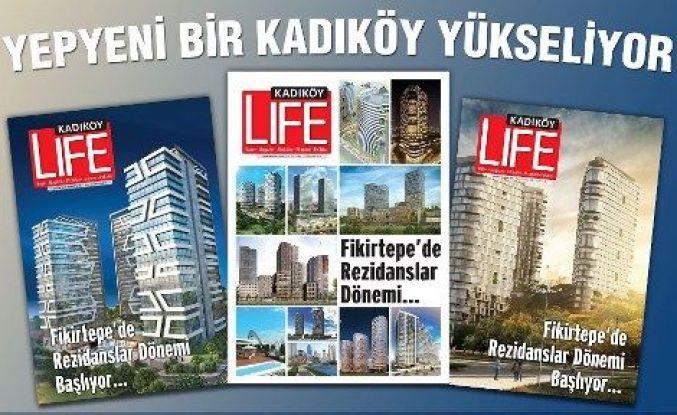 Yeni Kadıköy Fikirtepe'den Yükseliyor...