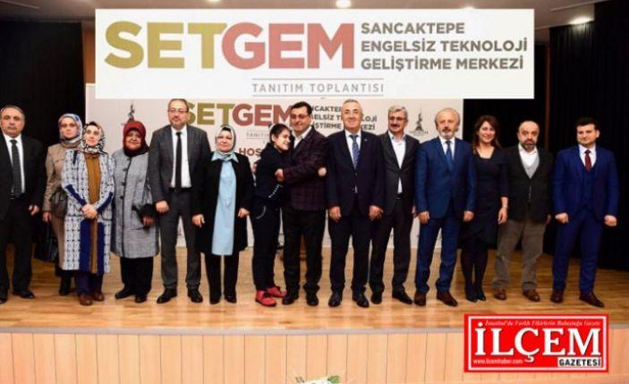 Türkiye'de bir ilk, Engelsiz Teknoloji Geliştirme Merkezi