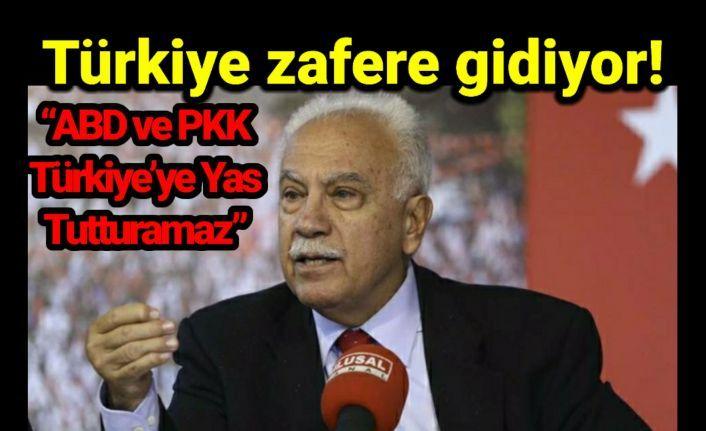 Türkiye zafere gidiyor, ABD ve PKK Türkiye'ye Yas Tutturamaz!