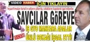 İŞ GYO MANZARA ADALARDAN SOKAK İŞGALİ