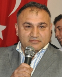 Binali Karaman DSP'de konuştu.