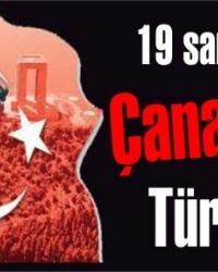 19 sanatçıdan Çanakkale Türküsü