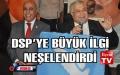 DSP Kartal İlçe Başkanlığı'nın İktidara Yürüyüş Yemeğinde Misafirler Salona Sığmadı