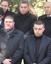 Kartal MHP Erdoğan Hançerlioğlu'nu mezarı başında andı