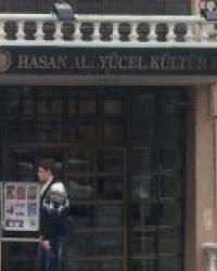 Hasan Ali Yücel Kültür Merkezinin hali içler acısı!