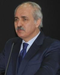 Numan Kurtulmuş Süleyman Şah Üniversitesinde ders verdi